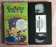 Rugrats VHS in Houston, Texas