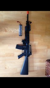 G & G Airsoft M16A1 in Ramstein, Germany