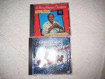 Christmas CDs in Ramstein, Germany
